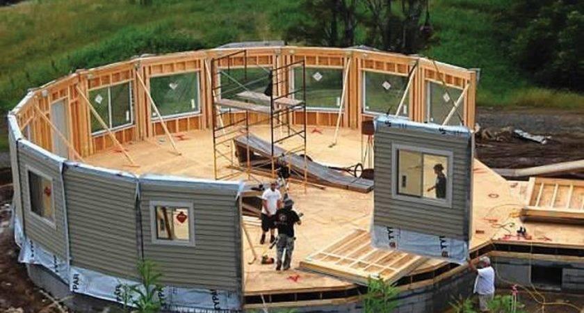 Prefab Modern Homes Easy Yurts Tiny Houses