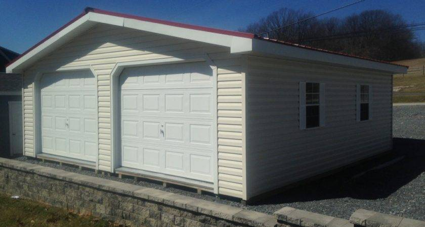Prefab Modular Car Garage Sale