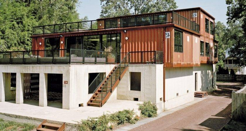 Prefab Storage Container Homes House Design
