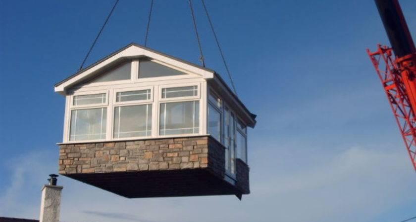 Prefab Sunroom Kit Log Home Improvements