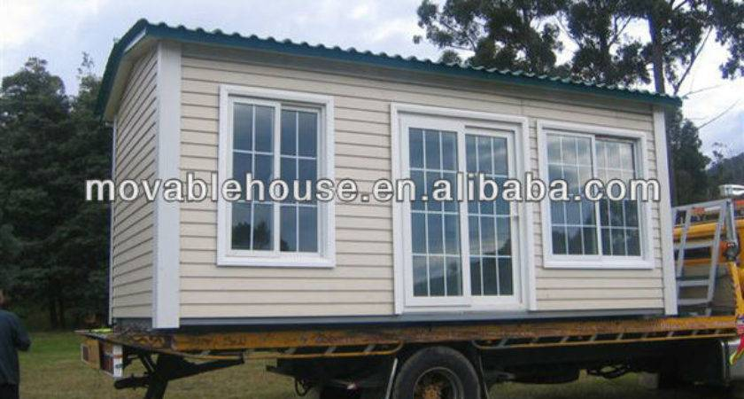 Prefabricated Cheap Ready Made Bedroom Mobile Homes