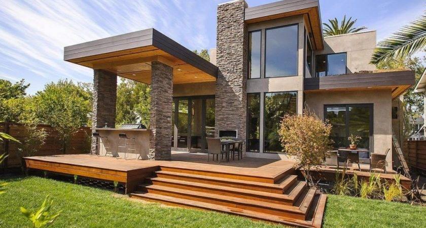 Prefabricated Modern Homes Colour Story Design