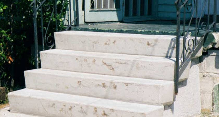 Prefabricated Porch Steps Home Decorating Ideas
