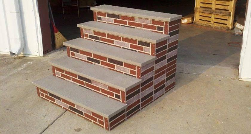 Prefabricated Porch Steps Native Home Garden Design