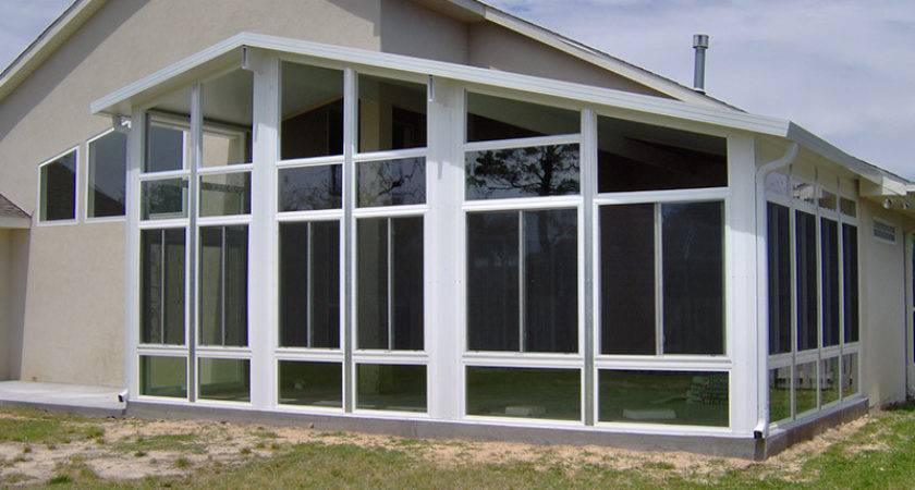 Prefabricated Sunroom Addition Four Seasons Sunrooms