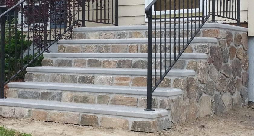 Premade Porch Steps Remodel Modern Home