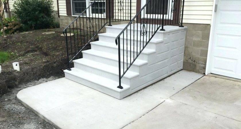 Premade Porch Steps Teamns Info