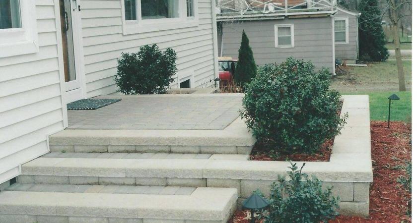 Premade Steps Porch Made Stair Banisters Precast