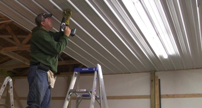 Premium Pro Rib Metal Roofing