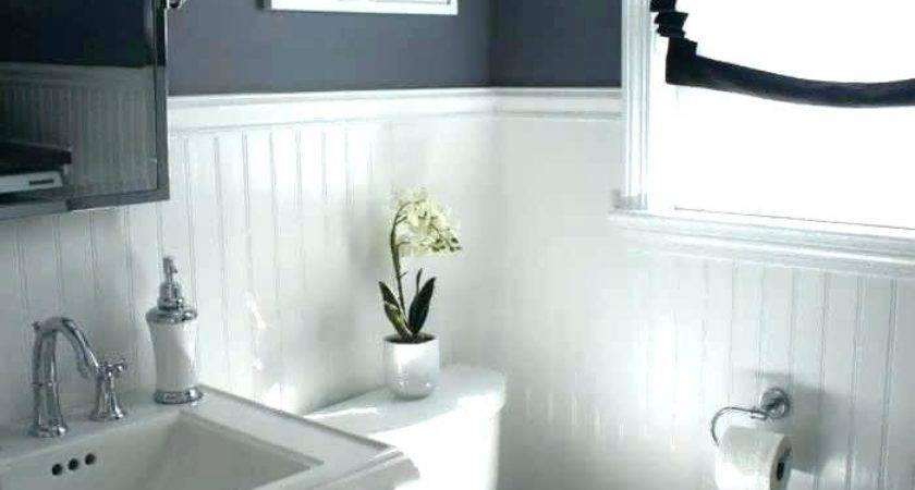 Prep Shower Wall Tile Bathrooms Shiplap Ceiling