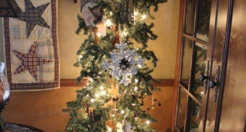 Primitive Christmas Tree Ornaments Decoration