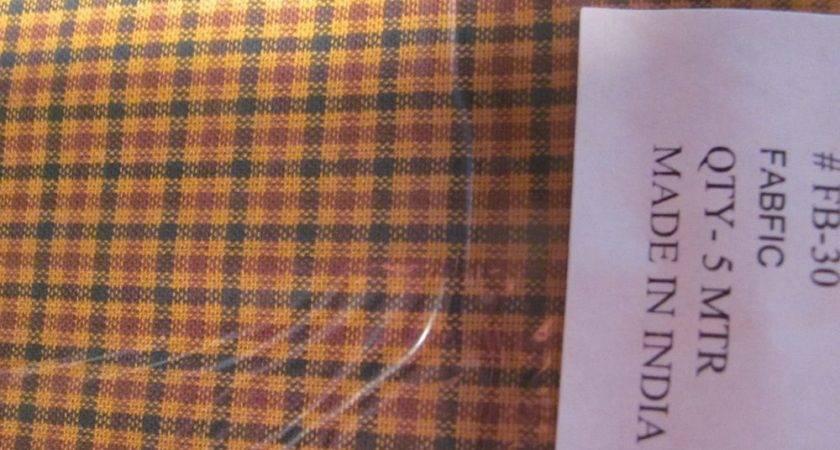 Primitive Country Decor Prim Fabric Yards Multi Color