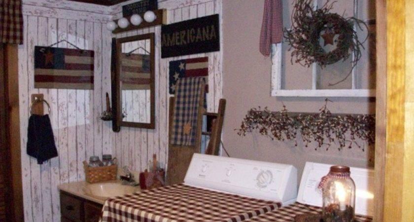 Primitive Home Decor Craft Ideas Design Country