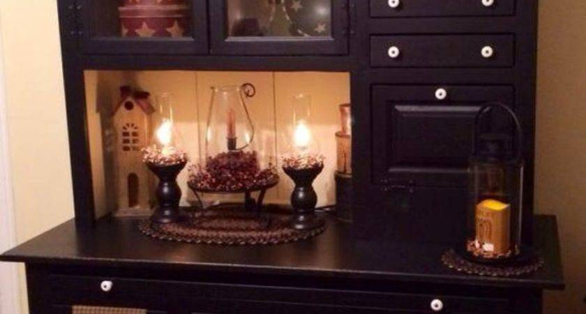 Primitive Kitchen Cabinets Maxbremer Decoration