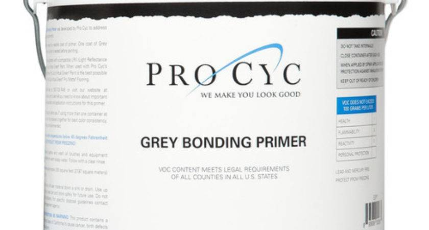 Pro Cyc Gray Bonding Primer Gallon Gbp Video