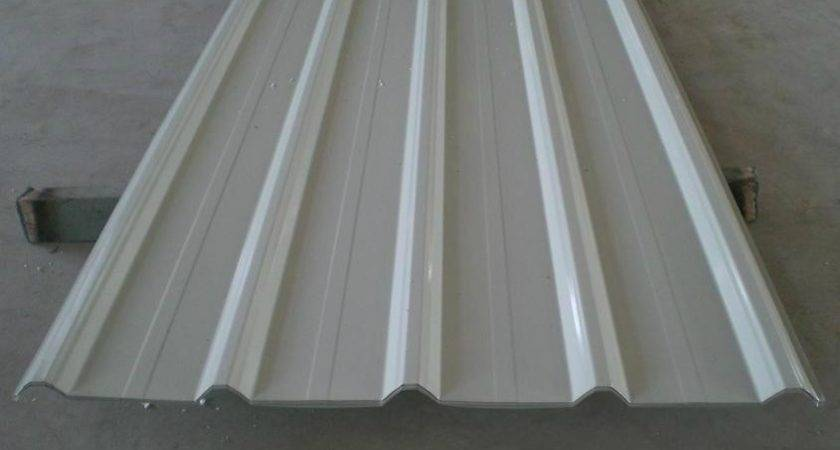 Profiled Steel Sheet Color Pressure Plate Galvanized