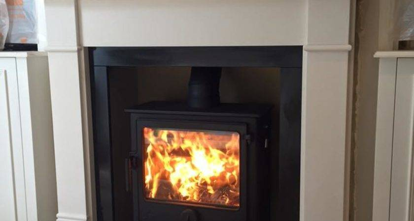 Project Stove Installation After Install Fireplace