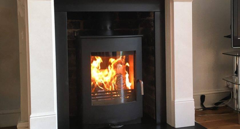 Project Wood Burning Stove Installation Chislehurst