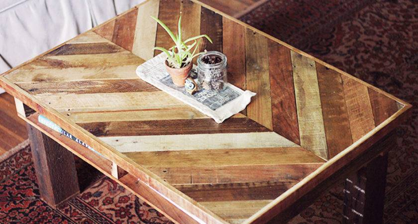 Projects Transform Wood Pallets Into Stylish Home