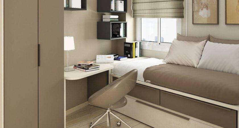 Promoteinterior Small Floorspace Kids Rooms