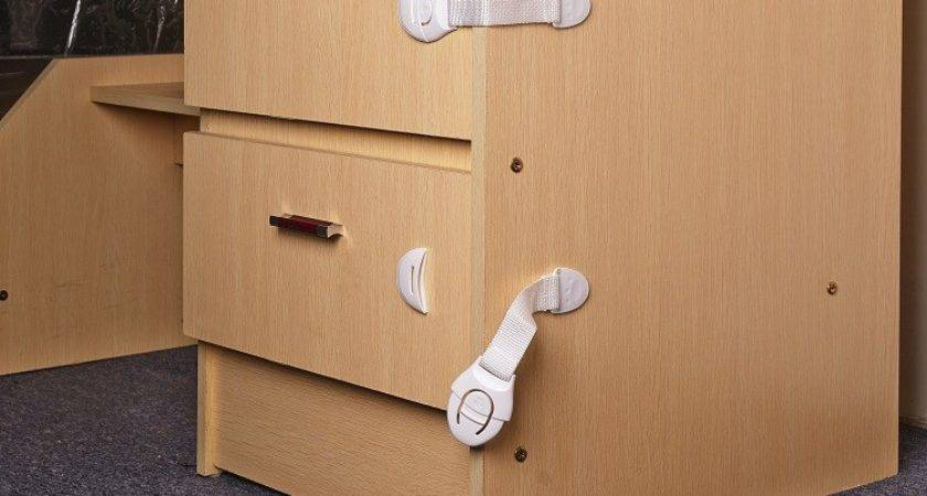 Proof Cabinet Locks Drilling Best Baby
