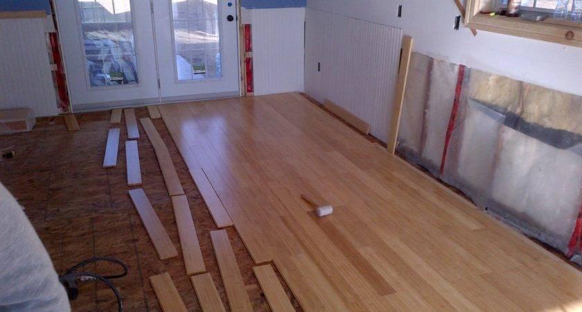 Proper Subfloor Laminate Flooring