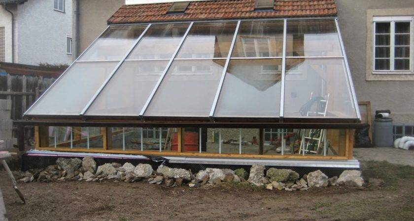 Property Austria Winter Garden Greenhouse Addition