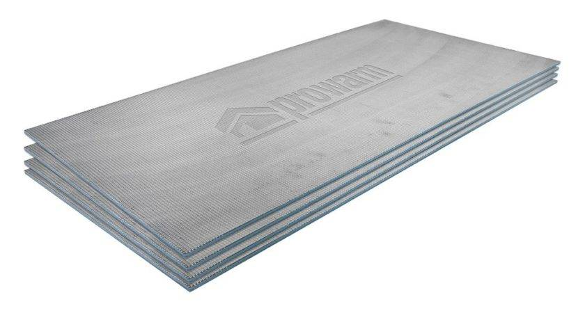 Prowarm Backer Pro Tile Board Electric