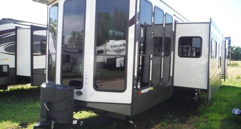 Puma Pfs Park Model Trailer Camp Out