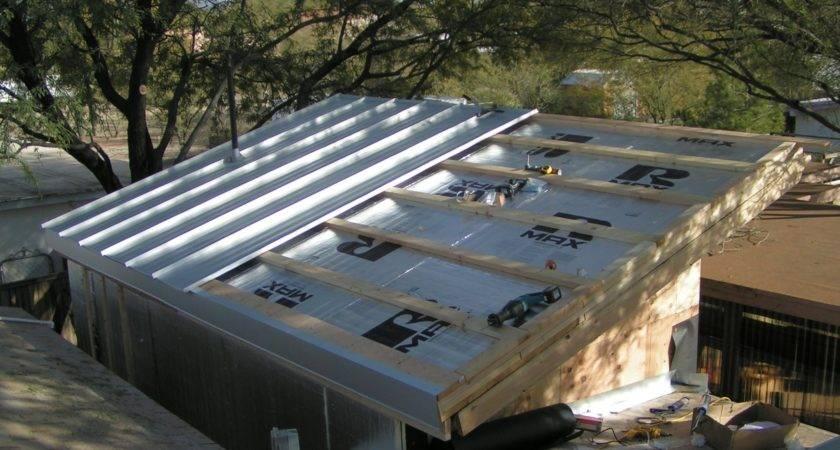 Purlin Metal Roof