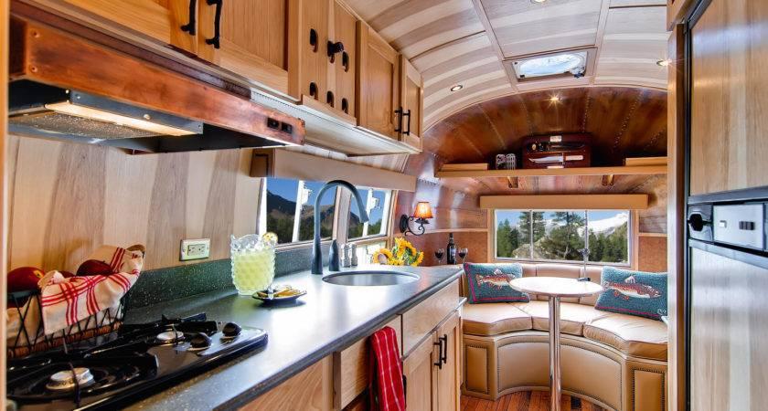 Pushing Airstream Boundaries Vogel Talks Rving