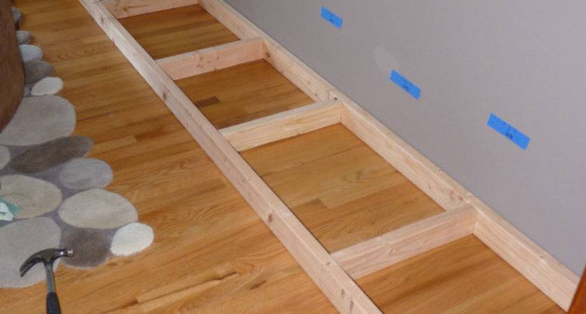 Put Down Snap Together Wood Flooring