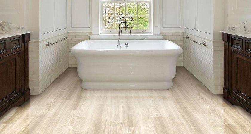 Put Hardwood Floors Bathroom Home