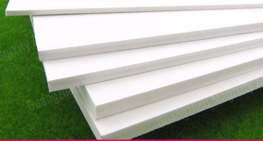 Pvc Foam Board Cheap Sheets Fire Retardant