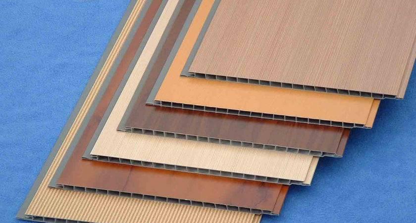 Pvc Plastic Roof Decorative Wall Panels Rust Proof Customized