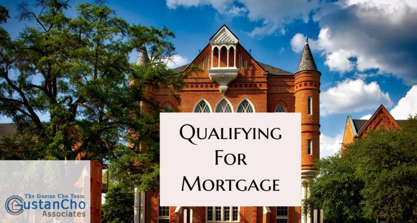 Qualifying Home Mortgage New Guidelines