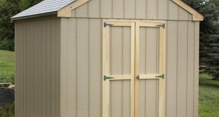 Quality Outdoor Structures Smart Panel Siding