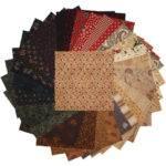 Quilting Precut Fabric Squares Primitive Cozylittlecorner