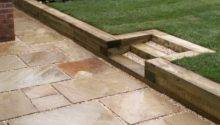 Railroad Ties Landscaping Ideas Pinterest