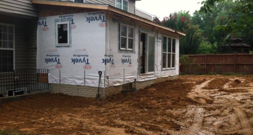 Raise House Add Basement Can Sump