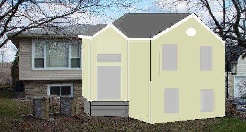 Raised Ranch Addition Ideas Houses Plans Designs