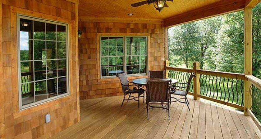 Ranch Home Designs Porches Homesfeed