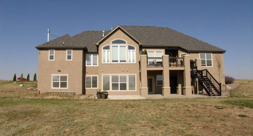 Ranch House Walkout Basement Plans Design