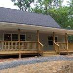 Ranch Style House Plans Front Back Porch
