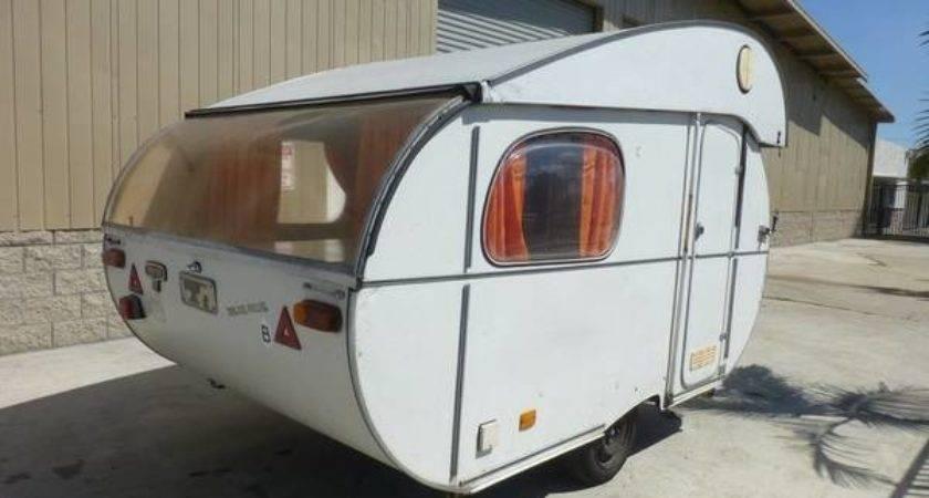 Rare Vintage Small Camper Trailer Sale