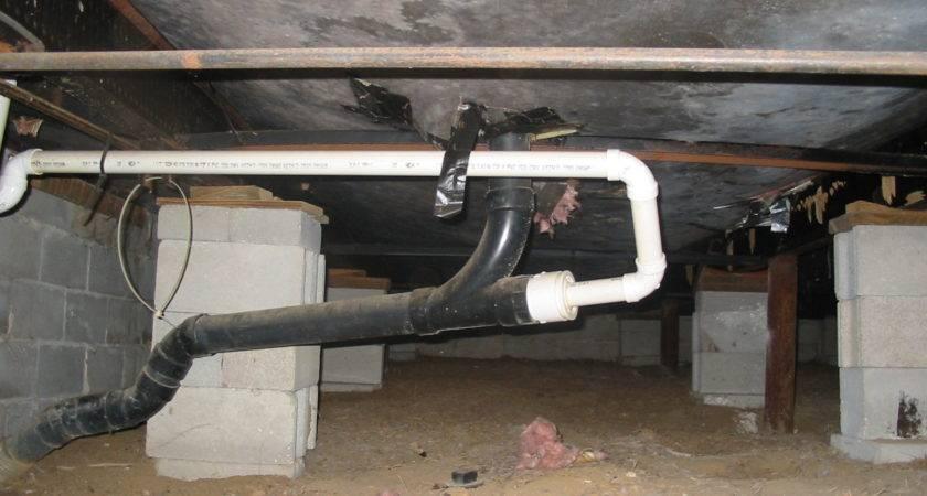 Rat Problem Under Mobile Home Floor Hot Water Heater
