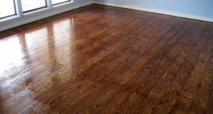 Real Wood Floors Made Plywood