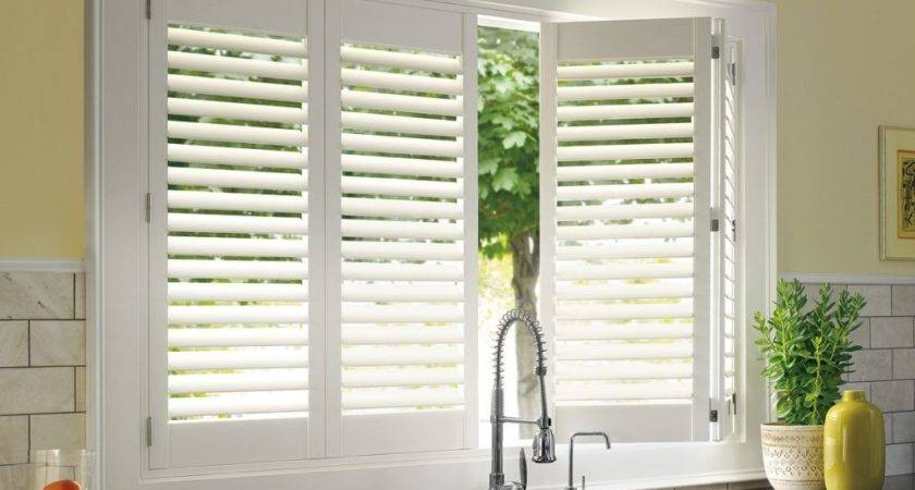 Reasons Why Plantation Shutters Right Match