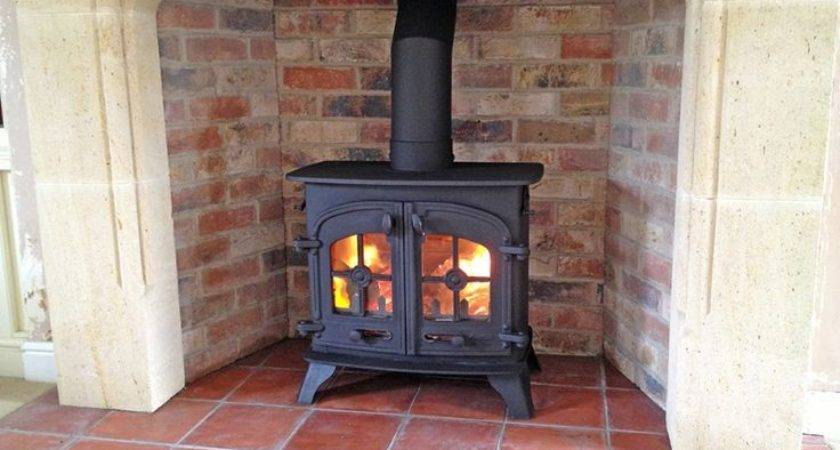 Recessed Wood Burning Stove Stoves
