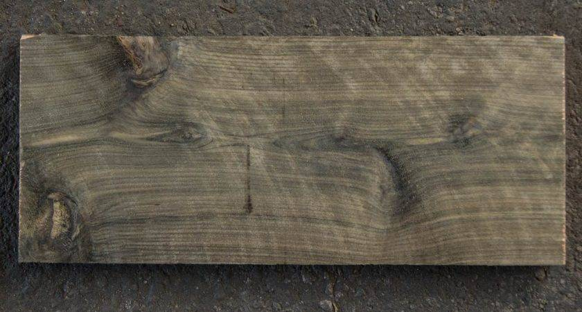 Reclaimed Aged Cedar Hammer Brush